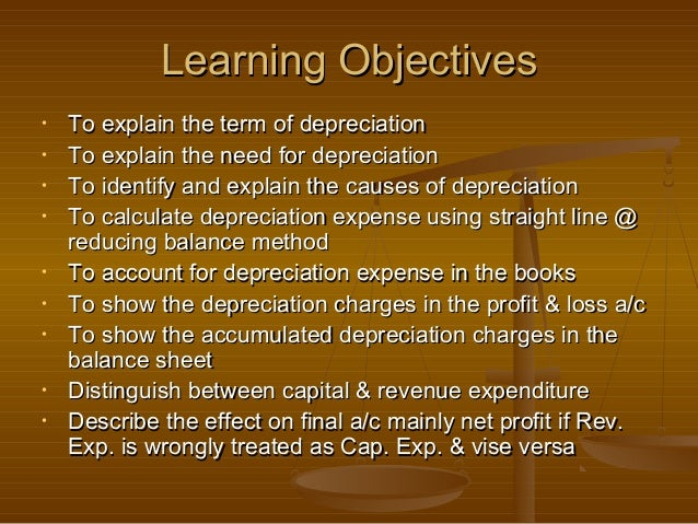 an explanatory article on depreciation and two methods of depreciating an asset There were a few depreciation methods,  $5,100 in year two,  and you can deduct 50% of the basis of a purchased asset using this method.