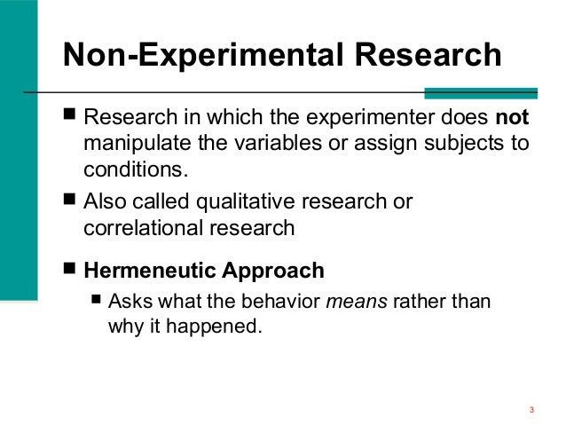 Ch8 nonexperimental research (i) (1) Slide 3