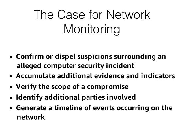 CNIT 152: 9 Network Evidence  Slide 2
