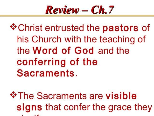 The Four Marks of the Church: One, Holy, Catholic, Apostolic