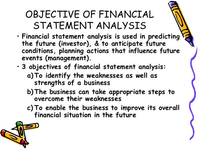 Ch 9 Financial Statement Analysis