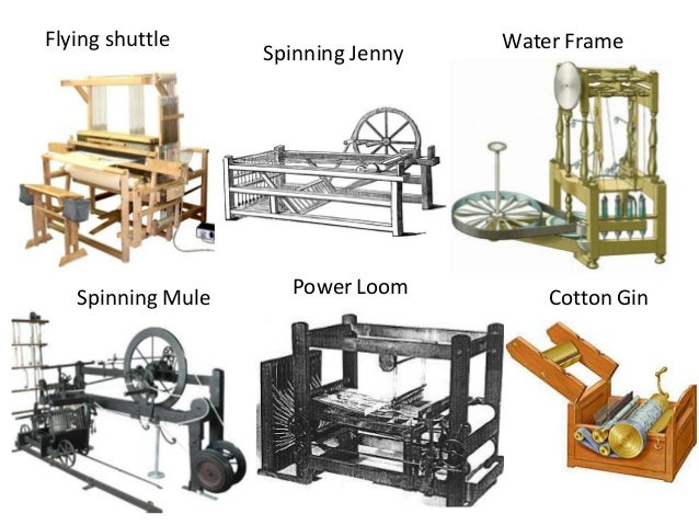 a research on the inventions in the industrial revolution The industrial revolution  created a continuous cycle where few people underwent surgery thus leading to limited knowledge and research  all of these inventions.