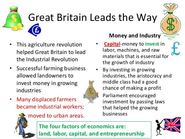 the impact of industrial revolution on france and england By conquering the countries and states surrounding france, breunig  in great  britain, for instance, the effects of industrialization were,.