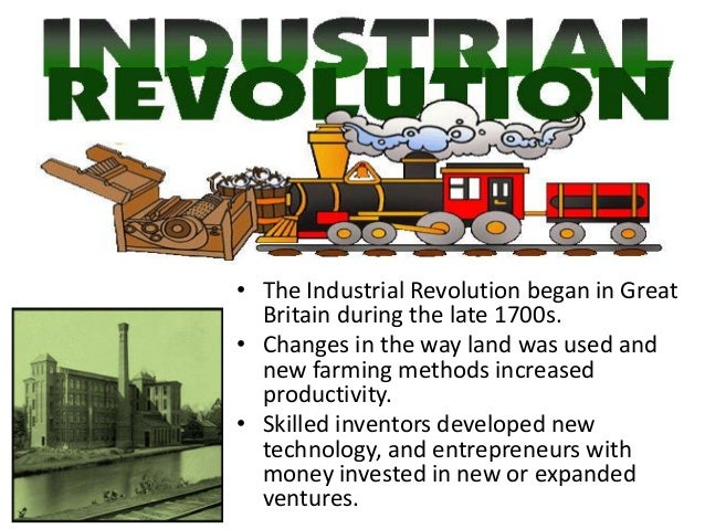 the expansion of the governments role in britain during the industrial revolution The industrial revolution, which took place from the 18th to 19th centuries, was a period during which predominantly agrarian, rural societies in europe and america became industrial and urban .