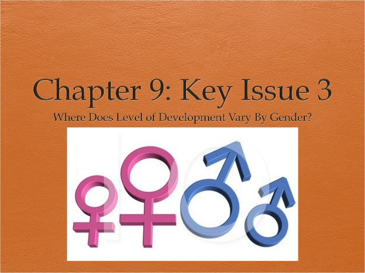 Gender Measurements   United Nations has come up with two ways to measure the    gender inequality in each nation       ...