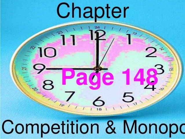 ChapterCompetition & MonopoPage 148