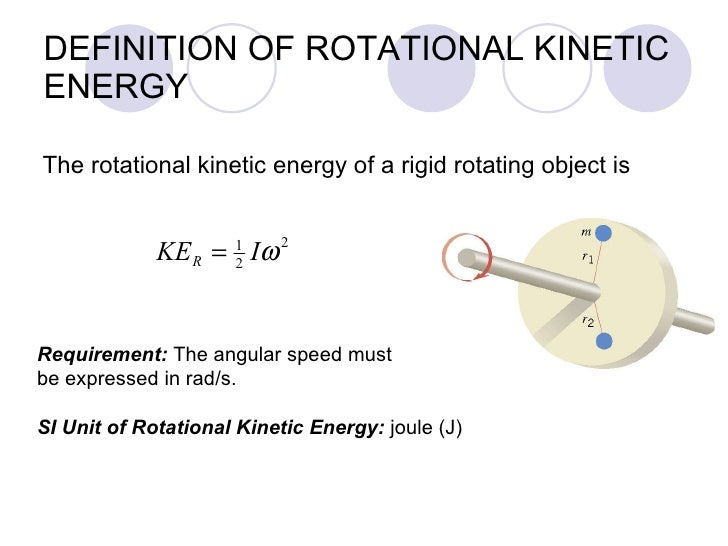 Ch 9 Rotational Dynamics