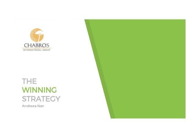 Chabros International Group: World of Wood Harvard Case Solution & Analysis