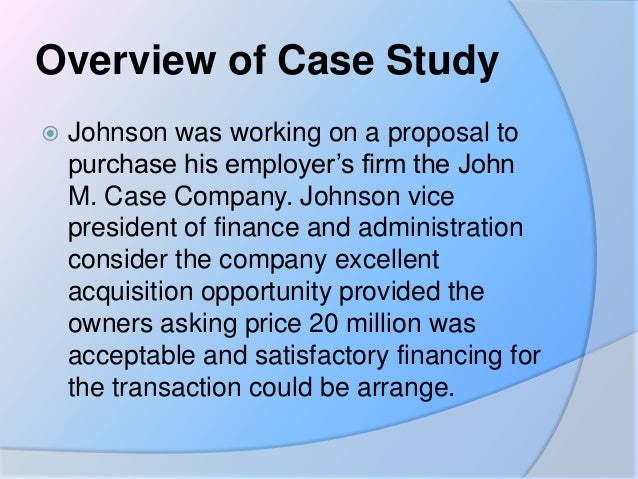 harvard business school case studies for students Case-method history asks students to put themselves in the shoes of  using  the case study method, harvard business school historian david.