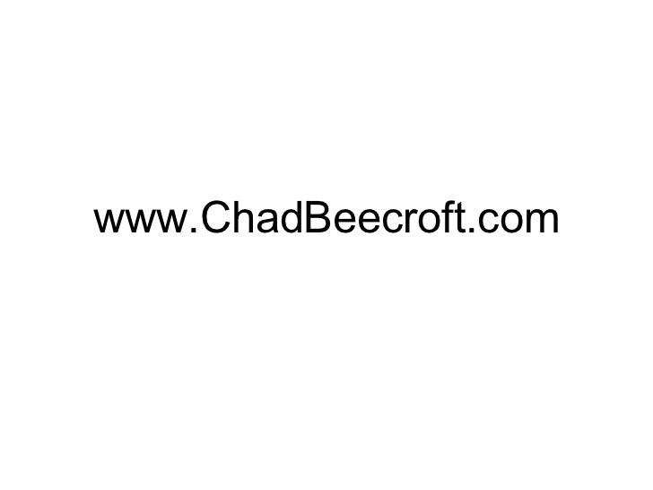 www.ChadBeecroft.com