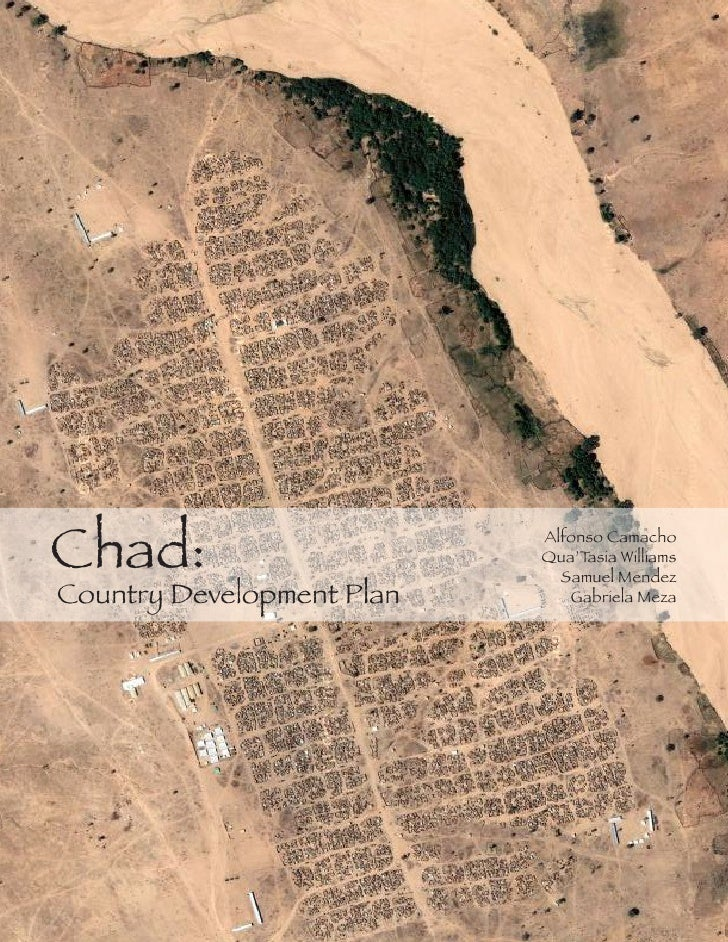 Chad:                      Alfonso Camacho                            Qua'Tasia Williams                              Samu...