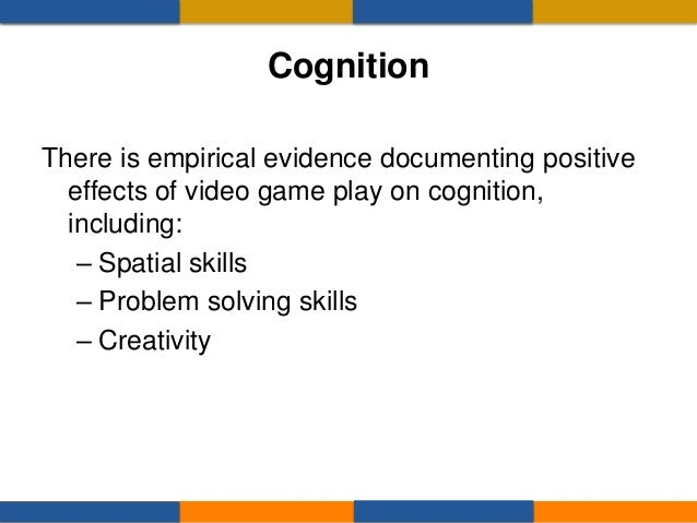 """• """"In summary, although playing games is often considered a frivolous pastime, gaming environments may actually cultivate ..."""
