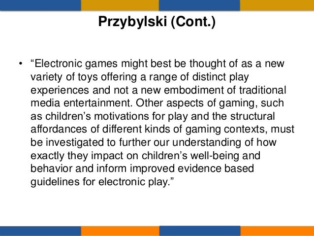 • Why should videogames appeal to children with disorders, who often struggle with many other tasks? • Even if the games d...