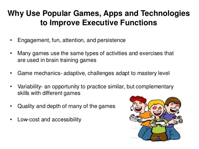 Improving Generalization by Building it into the Games • New games such as IF (If You Can) o For improving social awarenes...