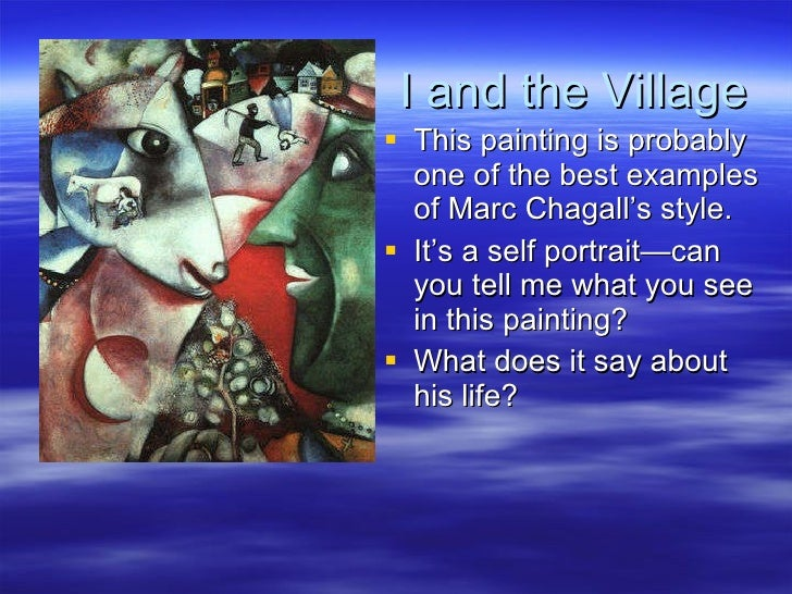 Chagall.Ppt