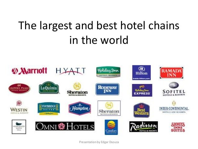 Best Hotel Chains In The World