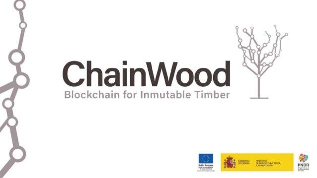 ¿Qué es Chainwood? El grupo operativo ChainWood suma capacidades del sector maderero y forestal con empresas y centros tec...