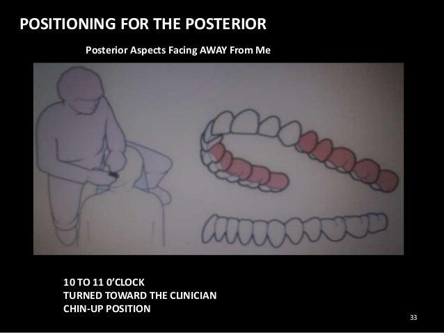 Dental Chair Position