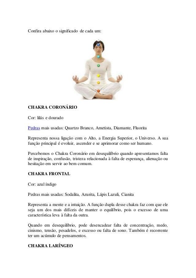 Well-known Chakras e os cristais QN13