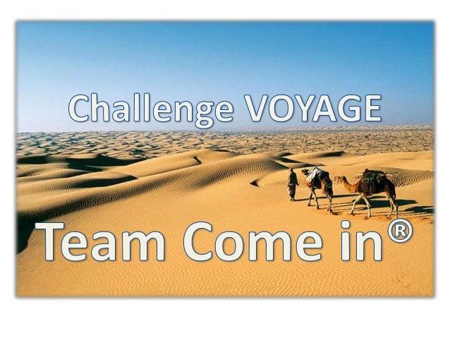 Challenge come in q3 2012 présentation