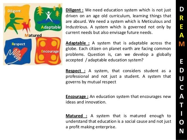 a challenge to the education system The education system facing the challenges of the 21st century i overview of the philippine educational system 1 the philippines is classified among the lower middle income economies in the world its system of education (figure 1) may be seen to be among the shortest, consisting of 1-2 years preschool education, 6 years of free and.