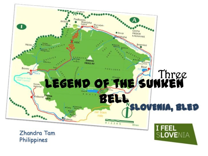 Three       Legend of the Sunken               Bell                   sLOVEnia, BledZhandra TamPhilippines