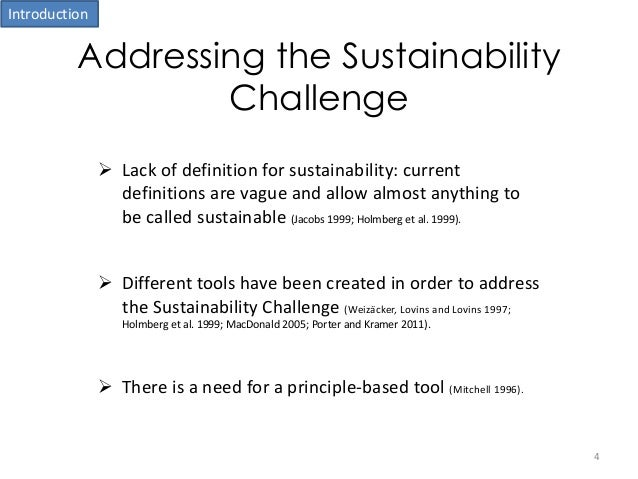 sustainability as a change management challenge The impact of sustainability on project management competencies sustainable project management is the management of project-organised change in policies ipma expert seminar survival and sustainability as challenges for projects.