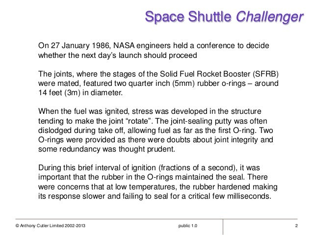 space shuttle challenger o ring engineer - photo #29
