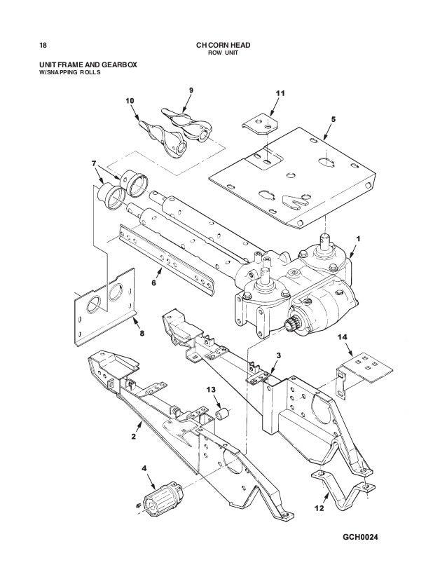 18t Parts Diagram