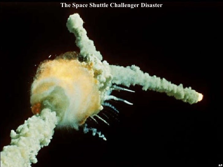 The Space Shuttle Challenger Disaster