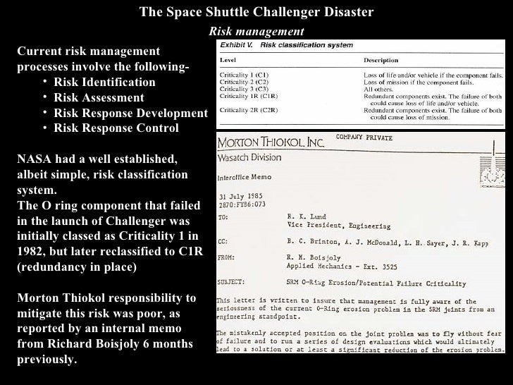 space shuttle challenger management - photo #17