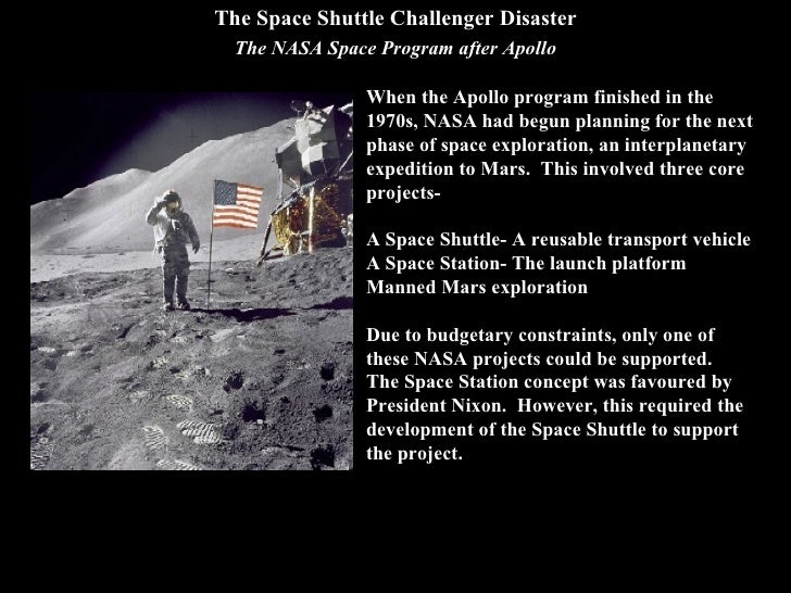 space shuttle challenger project management - photo #16