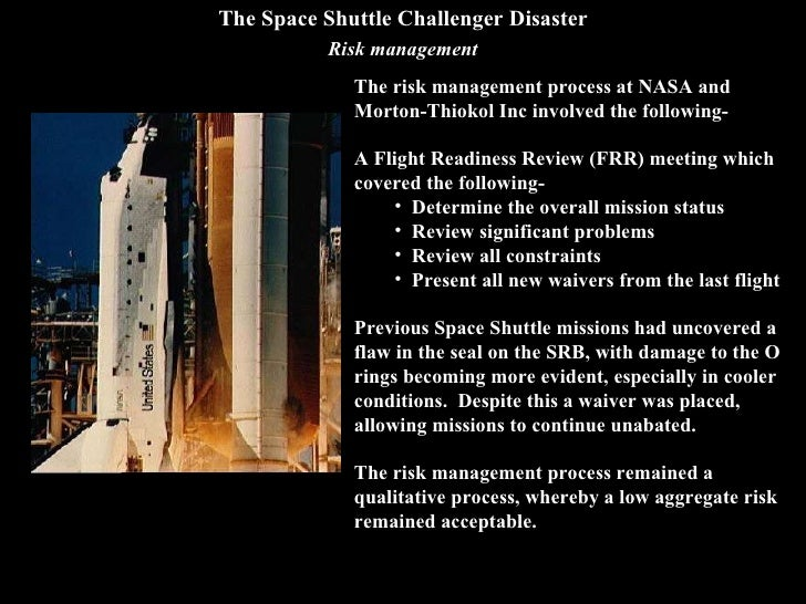 space shuttle challenger management - photo #1