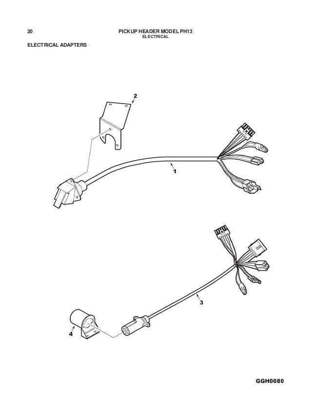 challenger ph13 pickup header parts manual 22 638?cb=1469046660 challenger ph13 pickup header parts manual,Wiring Harness Loom Tubing Sleeve On Electrical Silver