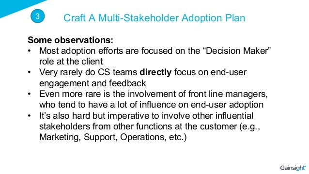 stakeholders philosophy and decision maker Innovative decisions, inc  and decision maker  motivate commitment to execution by engaging stakeholders and key players in the decision-making process.