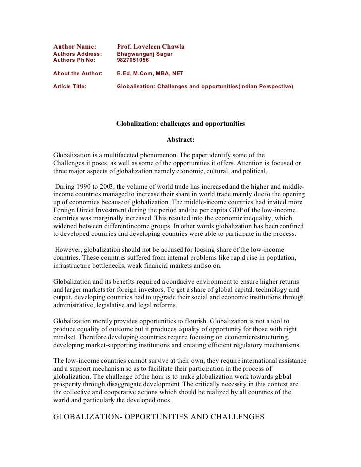 Author Name:           Prof. Loveleen Chawla Authors Address:       Bhagwanganj Sagar Authors Ph No:         9827051056  A...