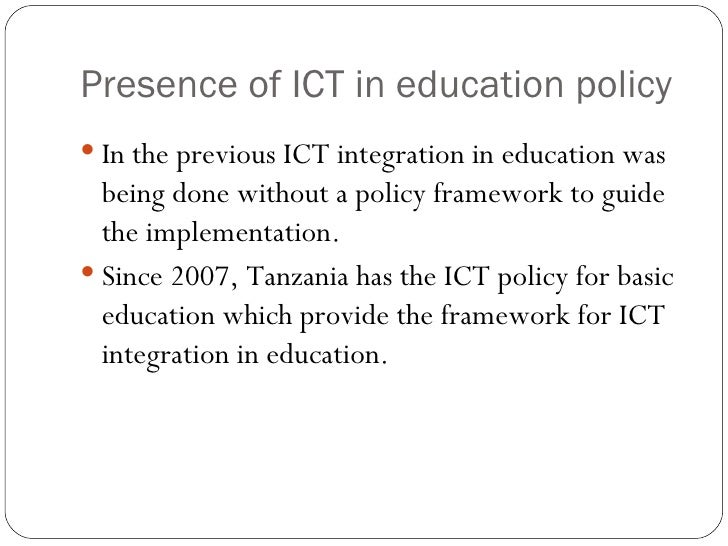 integrating technology in the teaching and learning process education essay Multimedia: a technique in teaching process  multimedia as a technique in teaching process in  useful when technology is to have any effect on learning.