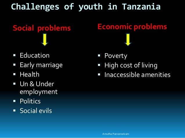 Top 10 Challenges Youths Face Today