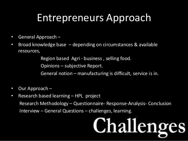 challenges faced by young entrepreneurs in Assessment of challenges facing small and medium enterprises towards  international marketing standards through seminars and trainings on entrepreneurship, and.
