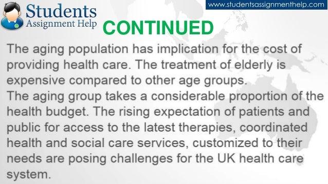 Uk Healthcare System Major Challenges