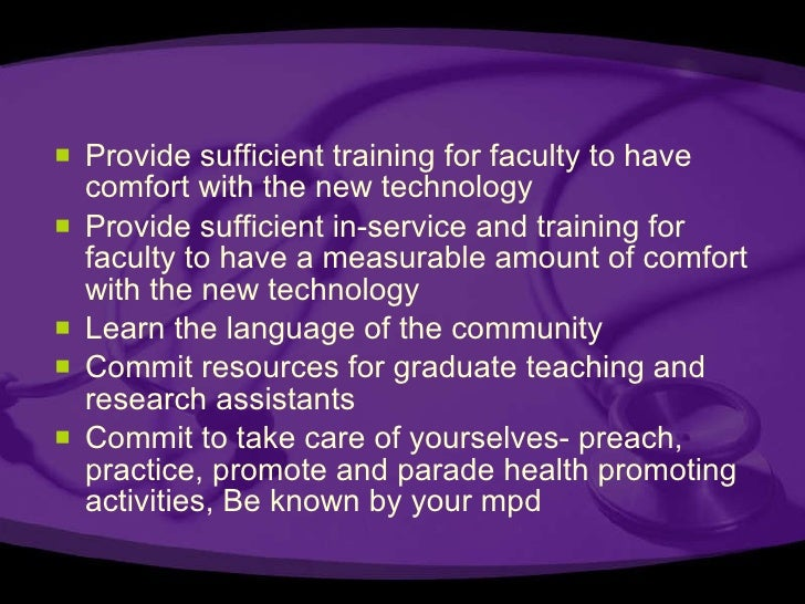 """higher education in nursing should be Advanced nursing education is better for patients karen daley among the key messages of the institute of medicine's future of nursing report released last fall is that, """"nurses should achieve higher levels of education and training through an improved education system that promotes seamless academic progression."""