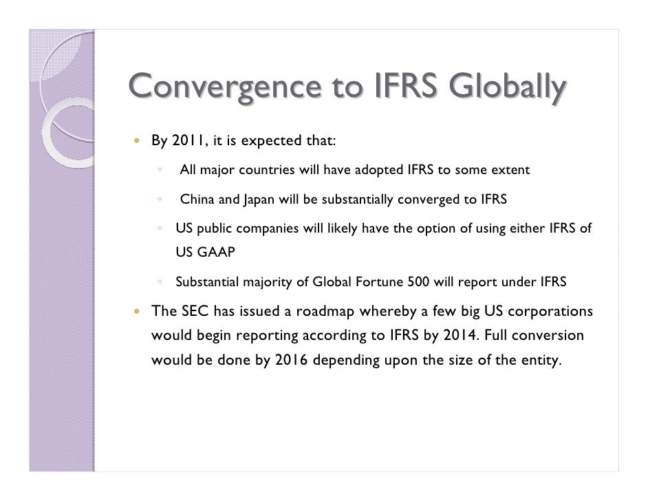 ifrs a report on the roadmap Financial reporting brief: roadmap to understanding the new revenue recognition (iasb) issued international financial reporting standards (ifrs) 15.