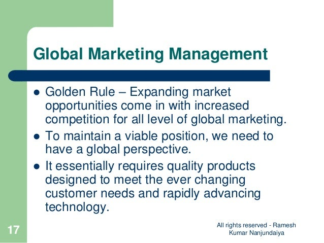 challenges of international marketing Experian's 2015 global marketer's report looks into the key challenges and  focus for global marketers across 2015.