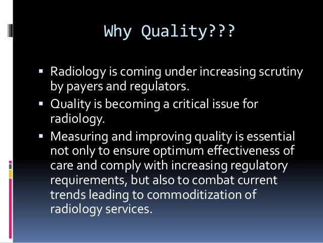Quality assurance in dental radiography.
