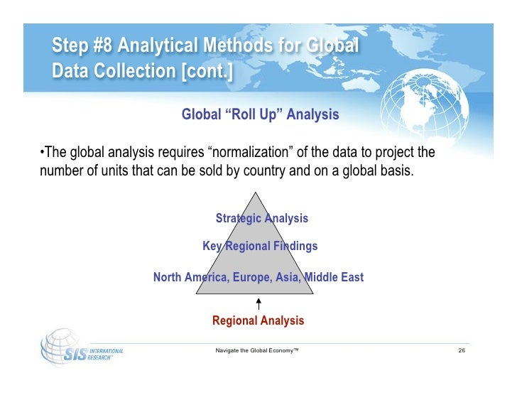 international data collection essay Systems for regular data collection and analysis can involve partnerships between government, international  service-level data collected from different.