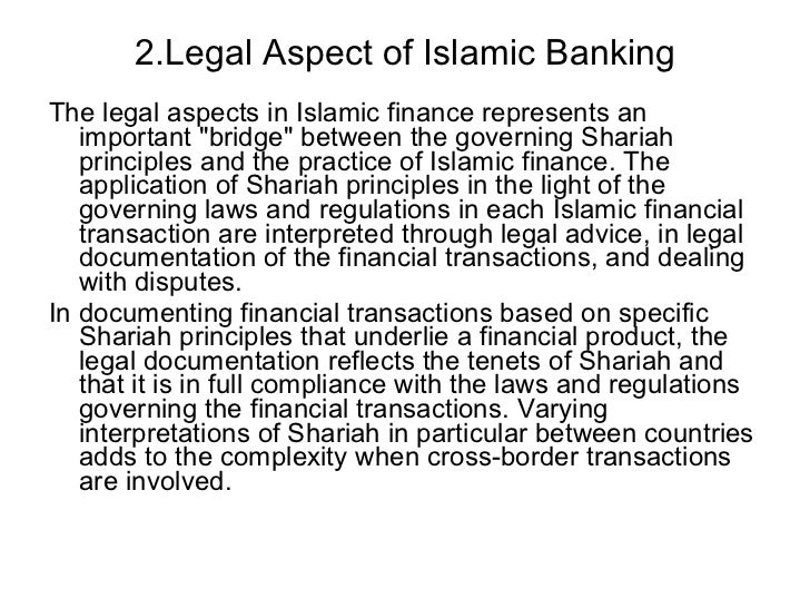 islamic banking a challenge to conventional banking Throughout the past 30 years or so, the practice of islamic banking has proved to be a viable alternative and is growing at an estimated annual rate of 15 per cent many challenges still lie ahead.