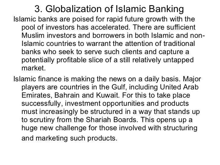 islamic banking a challenge to conventional banking Islamic banking and finance challenges facing kyrgyz islamic banking mid-sized enterprises deal with conventional banks mostly because of the.