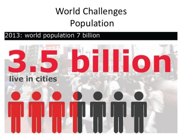 World Challenges Population