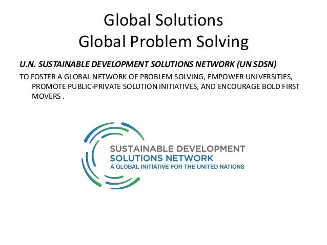 Global Solutions Technologies • LOW-CARBON ENERGY – RENEWABLE ENERGY: WIND, SOLAR – CARBON CAPTURE AND SEQUESTRATION – SMA...