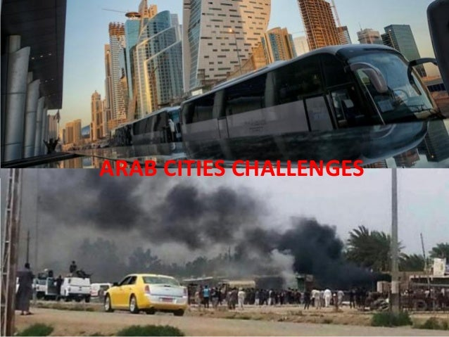 Gulf Cities Challenges Major Regional Needs • Sustainable Development • Job Generation • Quality Education • Economic dive...